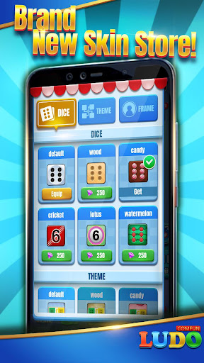 Ludo Comfun- Ludo Online Game Snakes&Ladders 3.5.20201105 screenshots 5