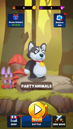 Party Animals: The Cute Brawl 1.2 screenshots 9
