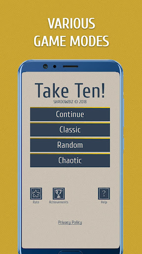 Take Ten - Number puzzle game for Adults & Kids  screenshots 5