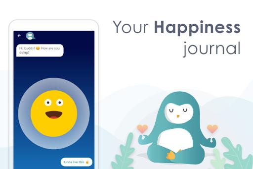 Wysa: stress, depression & anxiety therapy chatbot 2.5.8 Screenshots 6