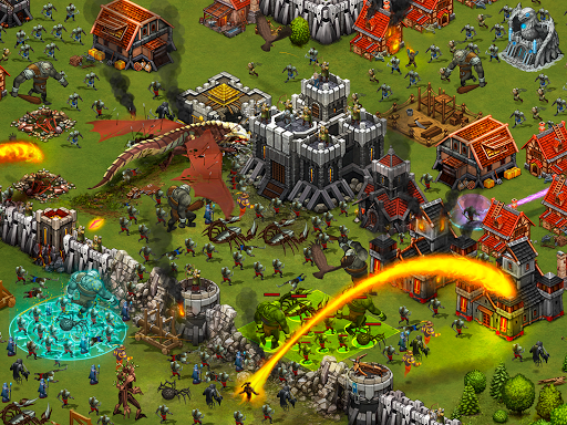 Throne Rush 5.23.5 screenshots 18