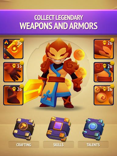 Nonstop Knight 2 - Action RPG 2.3.0 screenshots 9