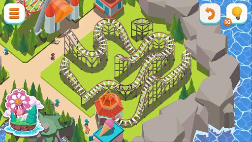 Coaster Builder: Roller Coaster 3D Puzzle Game 1.3.5 screenshots 24