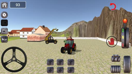 Dozer Crane Simulation Game 2 apkdebit screenshots 6