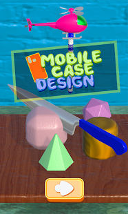 DIY Mobile Cover Designer! Satisfying Life Hacks 1.0.1 screenshots 1