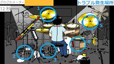 Doradora Panic - ドラマー向けミニアクションゲームのおすすめ画像3