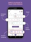 screenshot of Nyra – Period, Fertility & Ovulation Tracker App