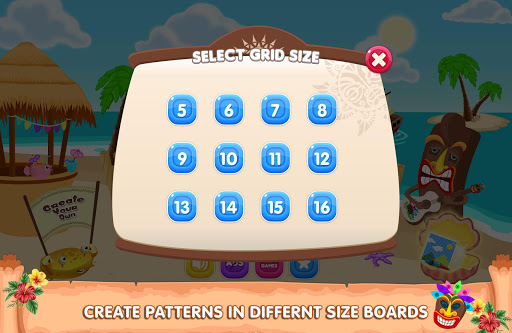 Mosaic Beads Puzzle: Hama Magic 3.2 screenshots 4