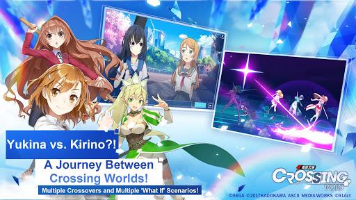 Dengeki Bunko: Crossing Void 3.0.1 screenshots 9