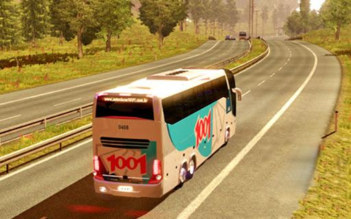US Smart Coach Bus 3D: Free Driving Bus Games 1.0 Screenshots 2