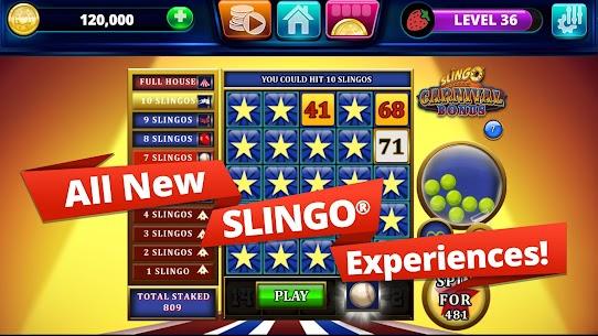 Slingo Arcade: Bingo Slots Game 3