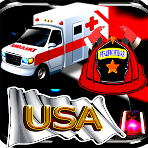 American Siren Ambulance And Firefighters 4