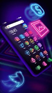 Neon Icon Designer App 6