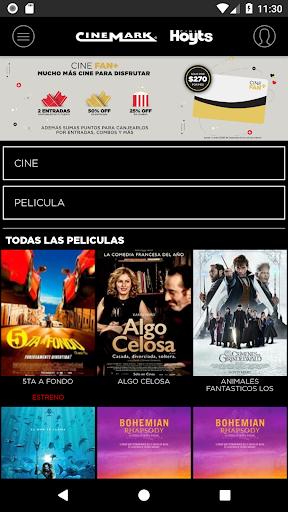 Cinemark Hoyts Argentina android2mod screenshots 1