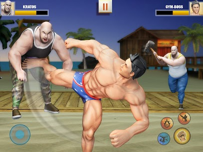 Ninja Superhero Fighting Mod Apk (Dumb Enemy/No Ads) 5