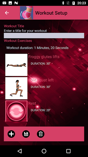 Legs and buttocks workout for women modavailable screenshots 13