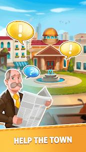 Merge Estate! Mystery Town Mod 0.10.0 Apk [Unlimited Money] 2