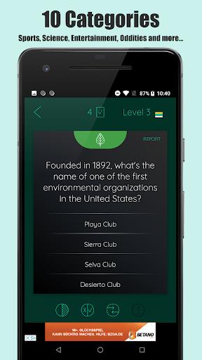 Quizoid: Offline Trivia Quiz 2020  screenshots 3