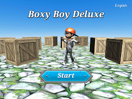 Boxy Boy Deluxe (750 free levels)