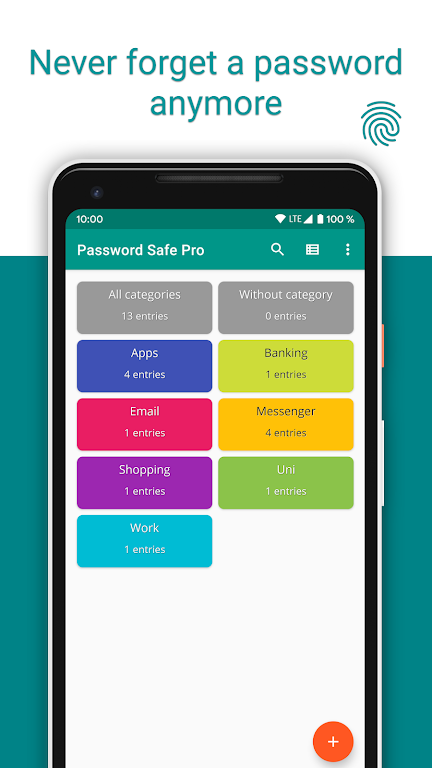 Password Safe - Secure Password Manager  poster 0