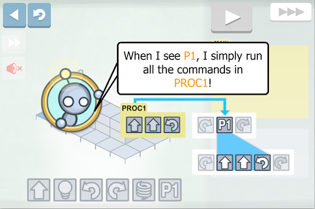 Descargar Lightbot : Programming Puzzles para PC ✔️ (Windows 10/8/7 o Mac) 3