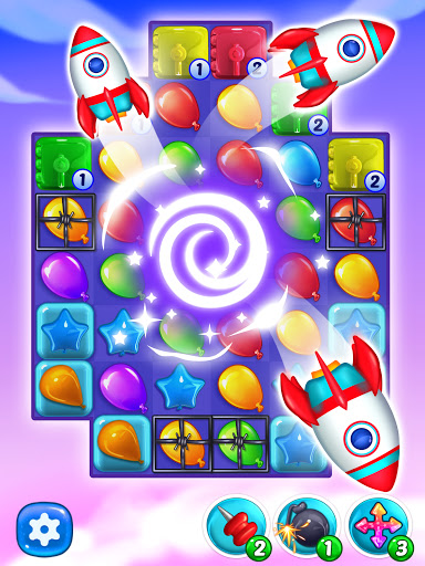 Balloon Paradise - Free Match 3 Puzzle Game 4.1.5 screenshots 7