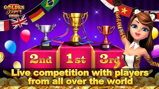 Golden Tiger Slots - Online Casino Game  screenshots 5
