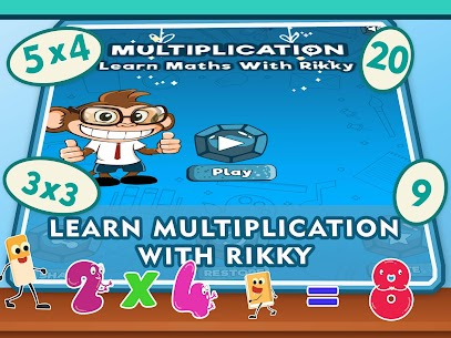 Free Math Multiplication games Quiz – Math Games 1
