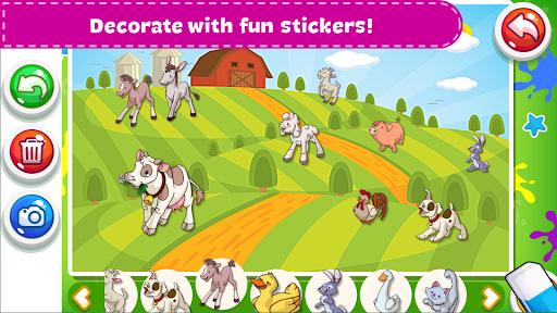 Coloring Book - Kids Paint 1.87 Screenshots 2