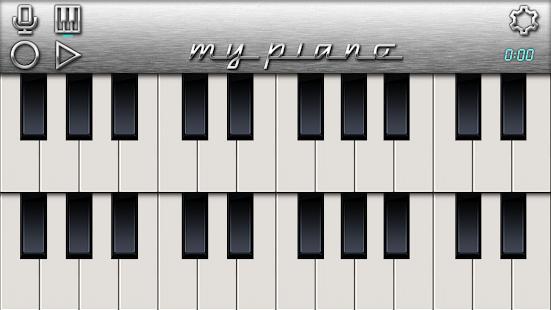My Piano - Record & Play 4.3 Screenshots 2