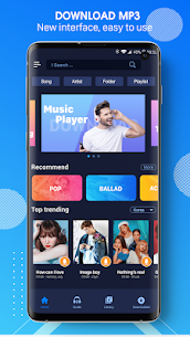 Music downloader – Music player 1