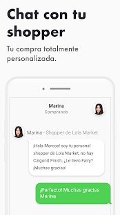 Lola Market Screenshot