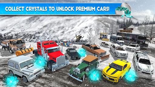 Winter Ski Park: Snow Driver 1.0.3 screenshots 6