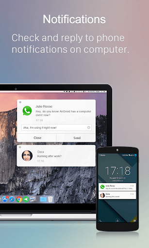AirDroid: Remote access & File 4.2.5.9 Screenshots 2