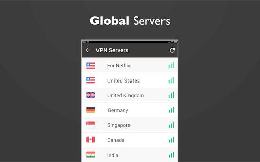 VPN Proxy Master lite - free&secure VPN proxy 1.0.9.1 Screenshots 9