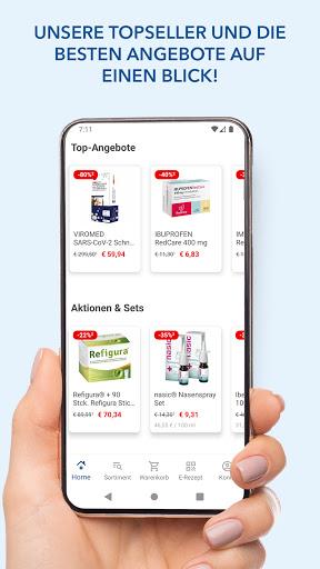 SHOP APOTHEKE android2mod screenshots 2
