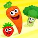おかしな食べ物! - Androidアプリ