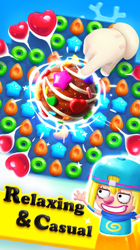 Crazy Candy Bomb - Sweet match 3 game 4.6.3 Screenshots 5