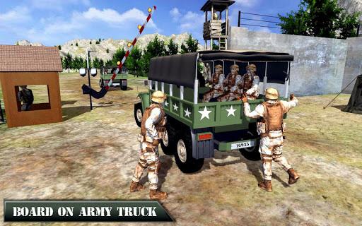 US Army Truck Sim Vehicles 1.1 screenshots 2