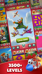Toon Blast Mod Apk (Unlimited Moves + Unlimited Boosters) 6