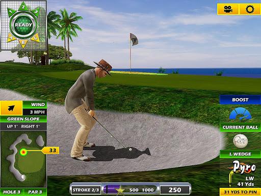 Golden Tee Golf: Online Games screenshots 12