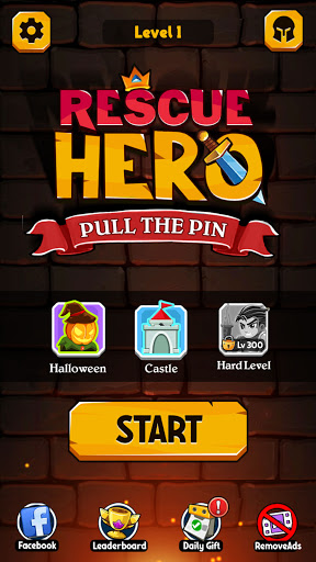 Rescue Hero: Pull The Pin - Christmas Game 1.62 Screenshots 8