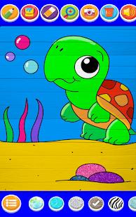 Coloring Games : PreSchool Coloring Book for kids screenshots 6