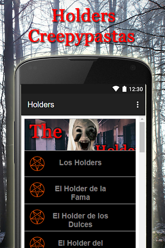 The Holders - Creepypastas screenshots 1