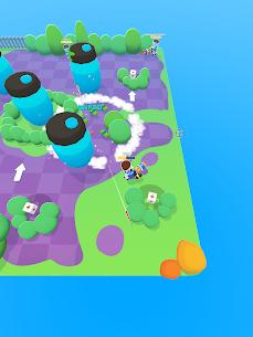 Blast Land 3D MOD (Unlimited Money) 5