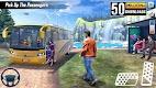 screenshot of Modern Bus Simulator New Parking Games – Bus Games