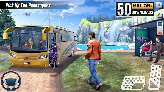 Modern Bus Simulator New Parking Games u2013 Bus Games 2.78 Screenshots 9