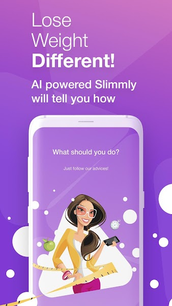 Slimmly: Lose Weight Different