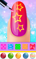 Nail Salon: Manicure and Nail art games for girls