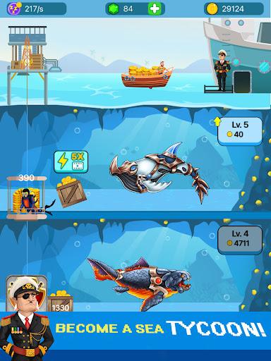 Sea Jurassic Tycoon  screenshots 5